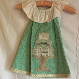 Vintage persnickety Dress/top 18 months